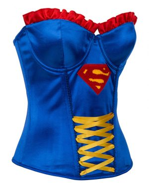 Corselet Super Girl