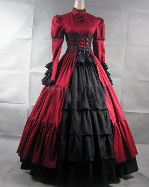 Vestido Medieval Luxo
