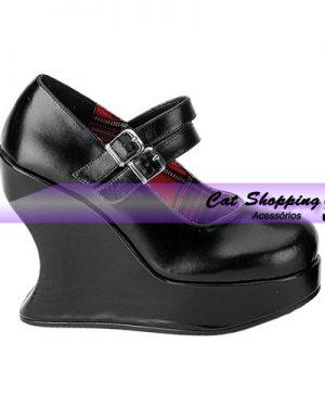 Sapato Plataforma Diversas Cores